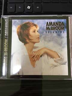 Audiophile CD - Dreaming - Amanda McBroom