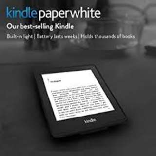 [Free eBooks] Sealed Amazon Refurbished Latest Kindle Paperwhite