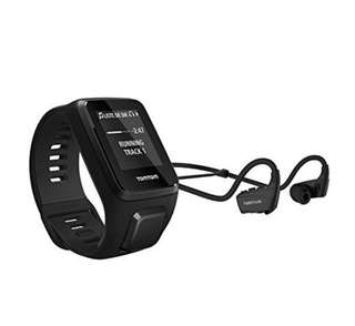 Tomtom Sparks 3 cardio music with Bluetooth earphones