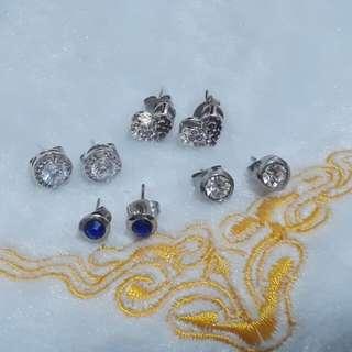 Earrings P140 / pair