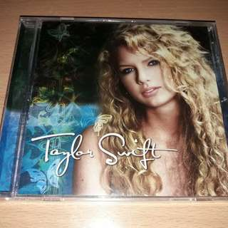 Taylor Swift CD Album