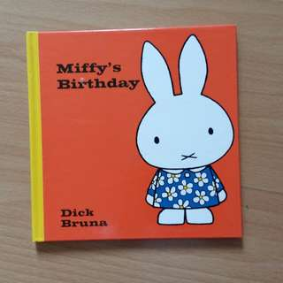 Miffy's Birthday Book