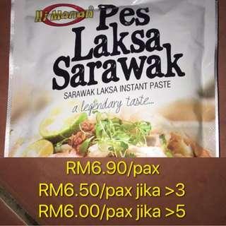 Pes Laksa Sarawak Hj Manan