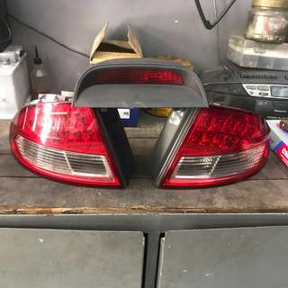 Saga FL Tail Lamp