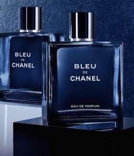 BLUE DE CHANEL FOR MEN