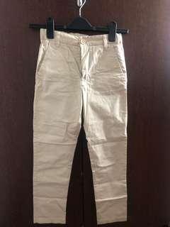 H&M kids khaki pants/trousers (unisex)