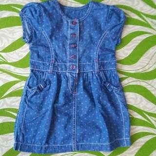 Marks & Spencer Denim Dress