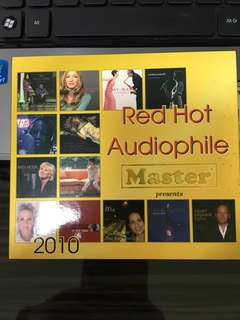 Red Hot Audiophile CD