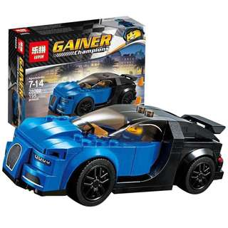 LEPIN 28002 GAINER CHAMPIONS