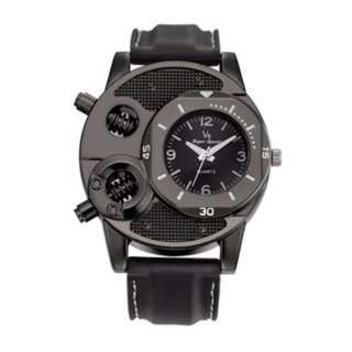 QF V8 Super Speed men's large watch-01.