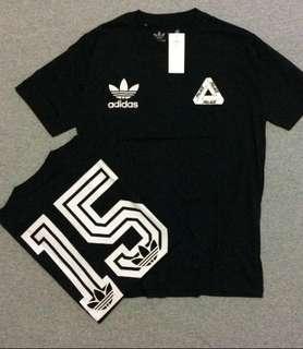 Baju Kaos Adidas X Palace