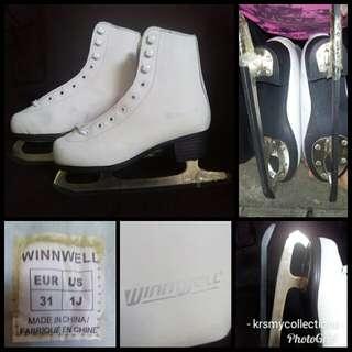 WinnWell Ice Skates