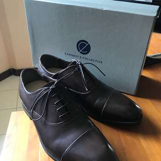 Earnest & collective real leather shoe