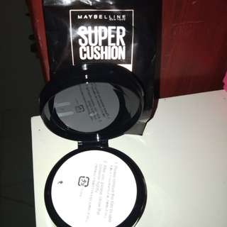 Bb super cushion maybelline revil. Natural light