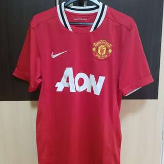 Manchester United Jersey S