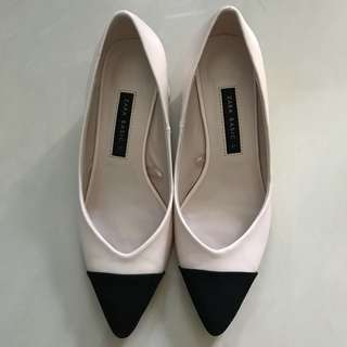 Pointed mid-heel Zara Shoes