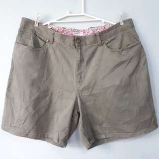 ➕Plus Size Jones Shorts