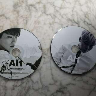 seventeen al1 cd