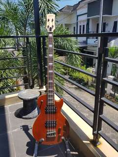 Les paul bass custom gibson epiphone
