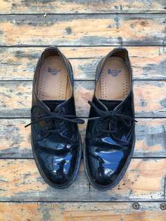 Dr Martens 1461 Patent shoes