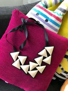 Brand New Geometry Necklace