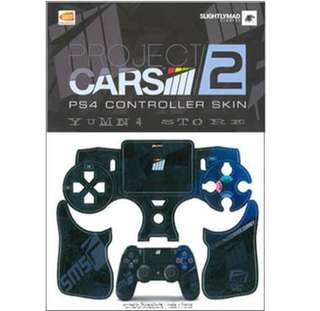 PS4 Controller Skin Project Cars 2