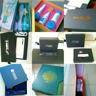 Packaging Custom (Box,paper Bag, Aneka souvenir,undangan,)