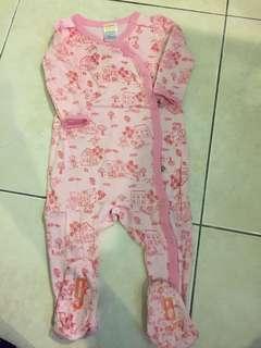 BABY GYMBOREE SLEEPSUIT 6-12 mth