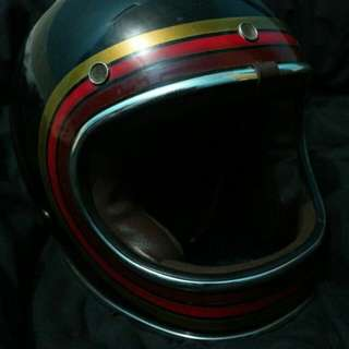 Helm Caferacer