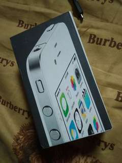Box Iphone 4