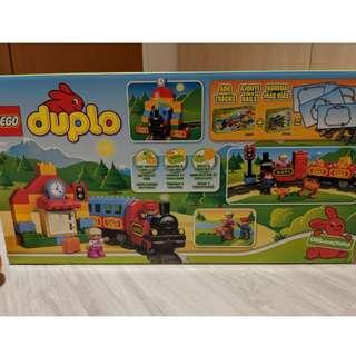 Duplo train Lego 10507