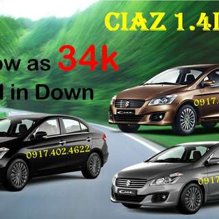 Brand New Ciaz MT