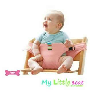 Portable Baby Seatbelt - PINK
