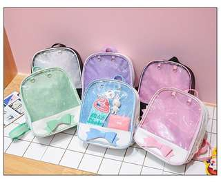 [PO] ITA BAG - anime bagpack