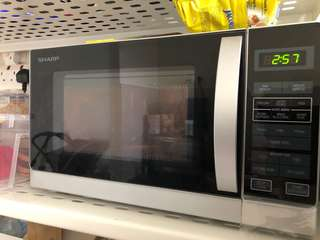 Sharp Microwave Oven 20L Touch Control