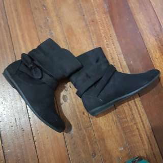 Payless Slouch Boot