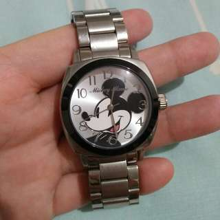 Jam Tangan Quartz x Disney
