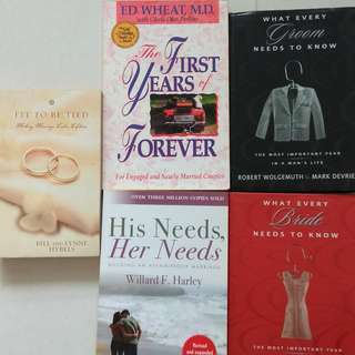 Relationship Books for new couples