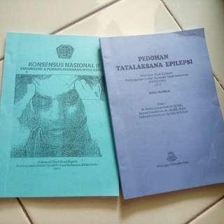 Pedoman Tatalaksana Epilepsi dan Konsensus Nasional II ttg Dx dan Tx Nyeri Kepala