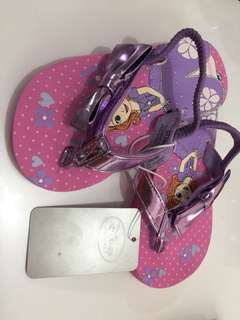 Disney Sofia princess slipper