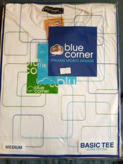 blue corner shirt