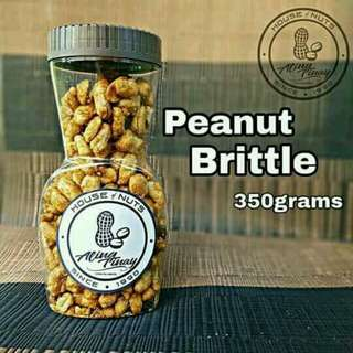 ⌛ Aling Tinay's Peanut Brittle in JARS 350g