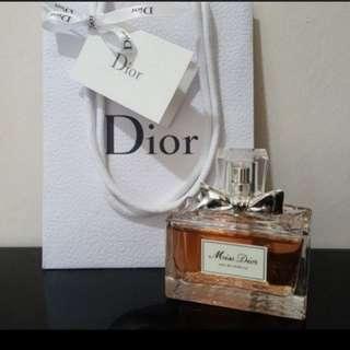 Dior Perfume 100%authentic