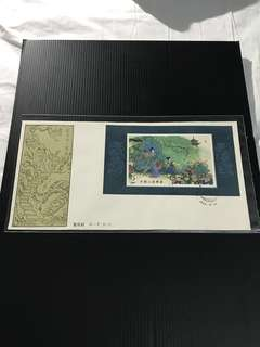 China Stamp - T99M 牡丹亭 小型张 首日封 Miniature / Souvenir Sheet B FDC 中国邮票 1984 T99(price not negotiable)