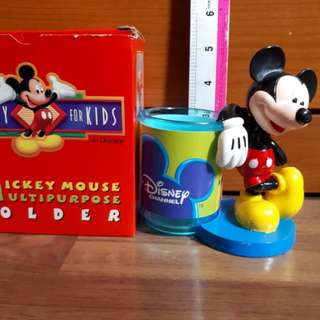 Mickey Mouse desk organiser