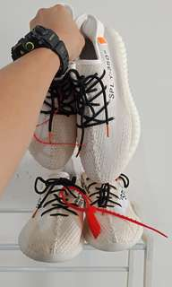 Adidas Yezzy off white special edition
