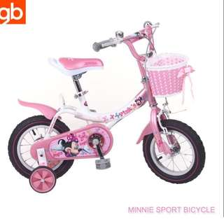 Kids Bicycle ❤️Minnie Mouse ❤️