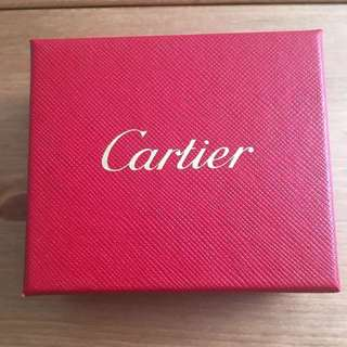 (Brand New) Cartier Heart shaped key ring