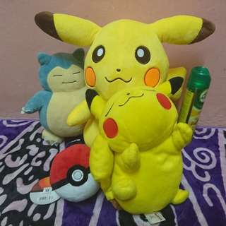 Pokemon (pikacu) soft toy