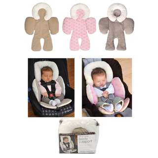 Stroller Body support for infant